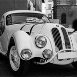 BMW 502 Bj. 1957